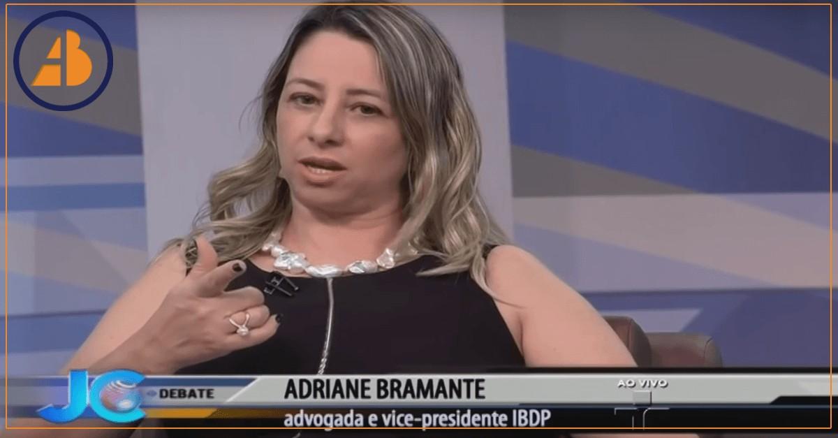 Adriane Bramante participa do JC Debate e fala sobre a Reforma da Previdência