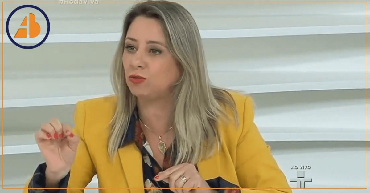 Adriane Bramante questiona deputado Arthur Maia sobre o déficit da Previdência