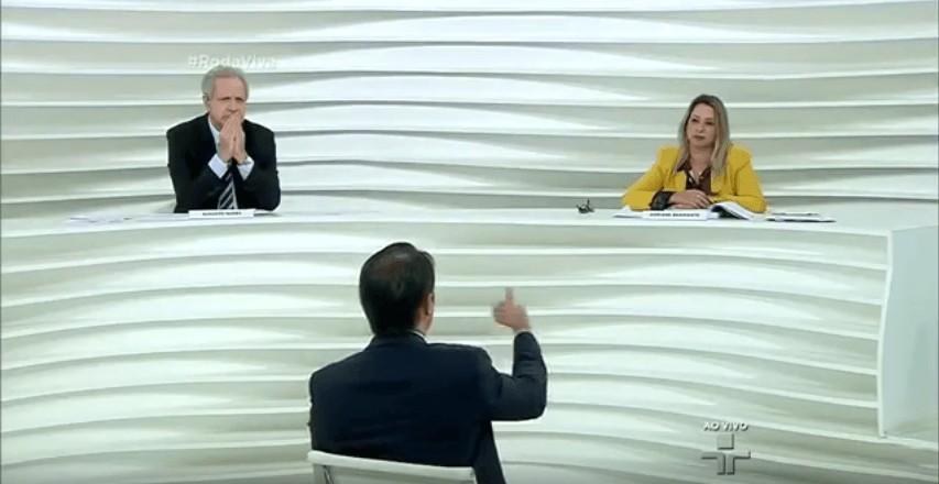 Adriane Bramante debate novas regras da aposentadoria com relator da PEC da previdência