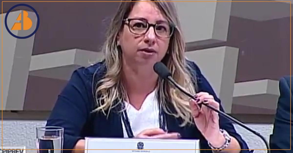 Adriane Bramante participa da CPI da Previdência
