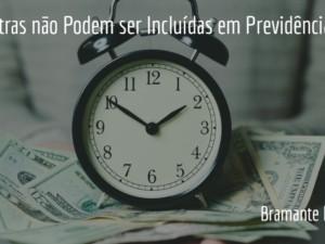 Horas Extras Previdencia Privada