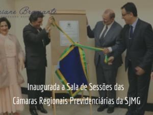 Sala De Sessoes Camaras Regionais Previdenciarias Sjmg