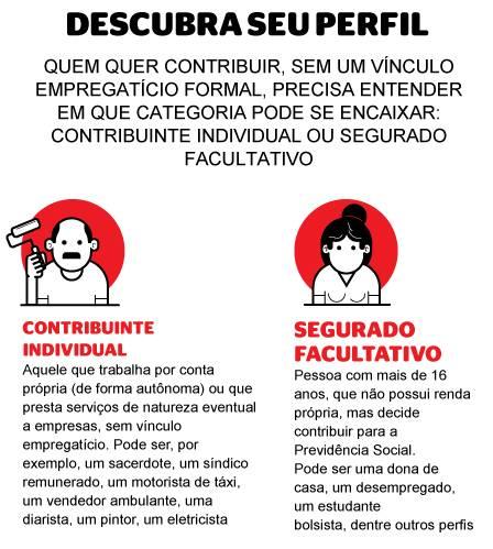 Contribuir INSS